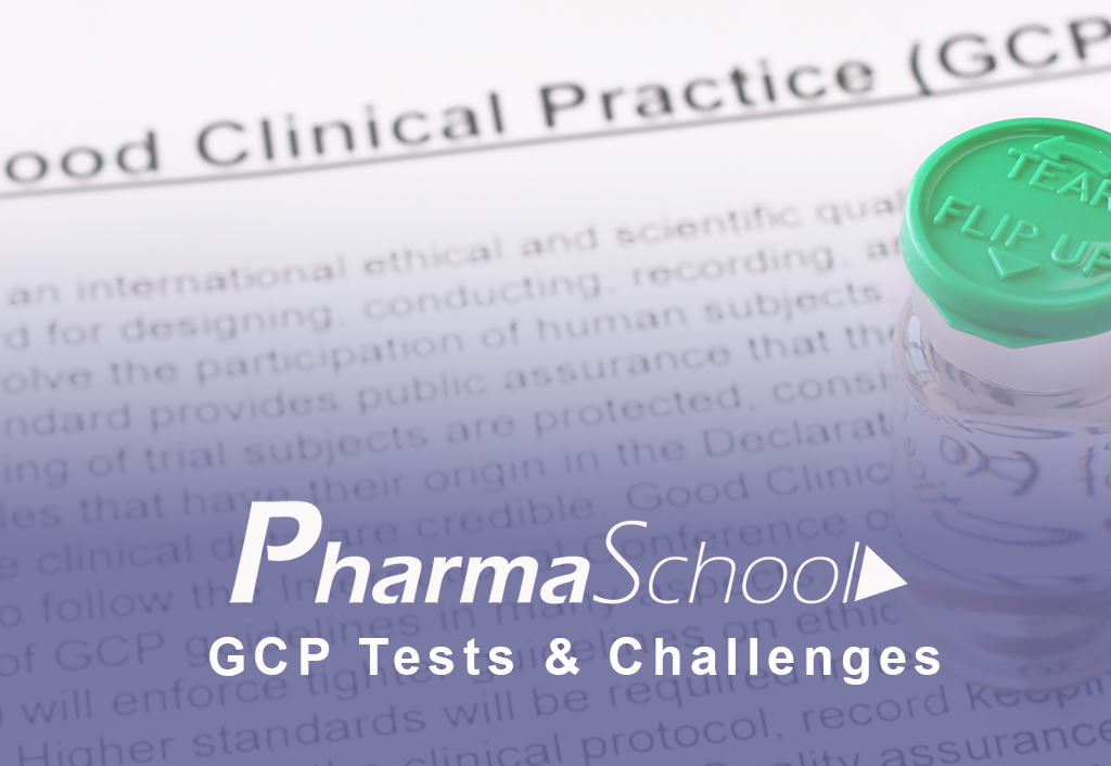 PharmaSchool GCP Testing